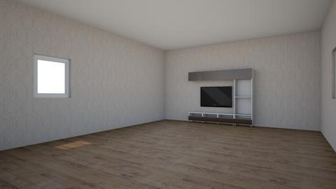 Design 1 - Modern - Living room  - by unipuffz11