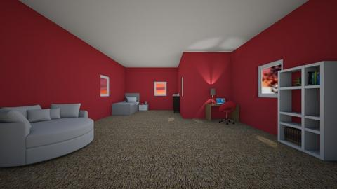 small room - by designgirl22