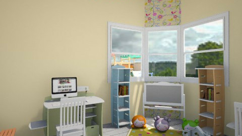 Dream_Play room - by TOP