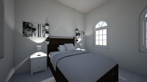 heh - Bedroom - by Magdalenaska
