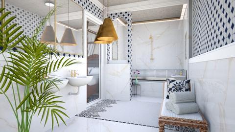 Bath1 - Bathroom  - by ArwinCat