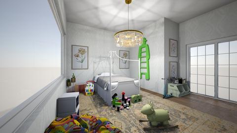 gab 3 - Bedroom  - by gncarter1s