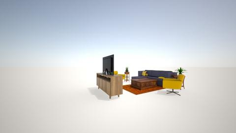 Livingroom - Living room  - by BriSXM