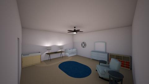 GD Iris - Bedroom  - by Rsvo64