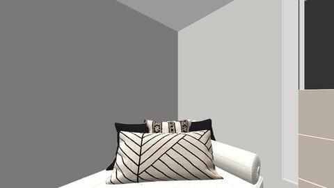 bedroom - Rustic - Bedroom  - by KasiH_12345