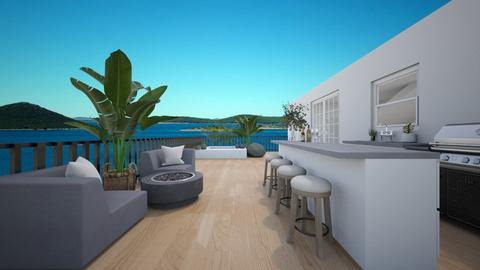 rooftop contest - Garden  - by myz_design