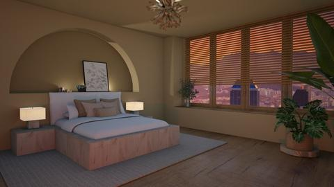 Feng Shui - Bedroom  - by Dia Toth
