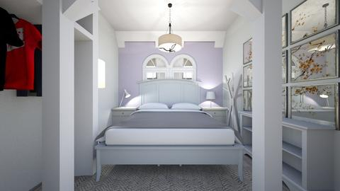 ma petite chambre - Bedroom  - by jalainastyles