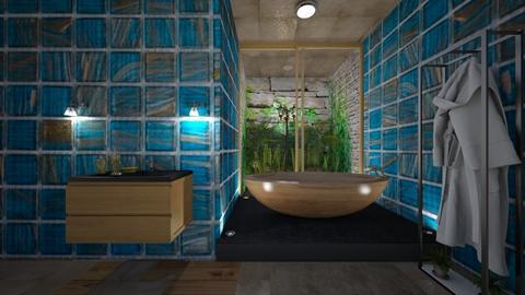 Bath - Bathroom - by nanabpf