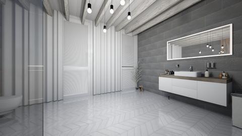 bathroom - Bathroom - by Ema Chocholackova