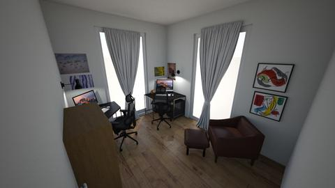 Small Office Suggestion1 - Office  - by Lunfer