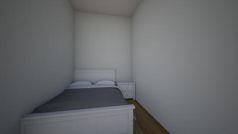 My teen room - Modern - Bedroom  - by unicorn9518
