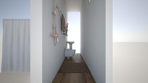 Banochiquitico - Classic - Bathroom  - by hard pink