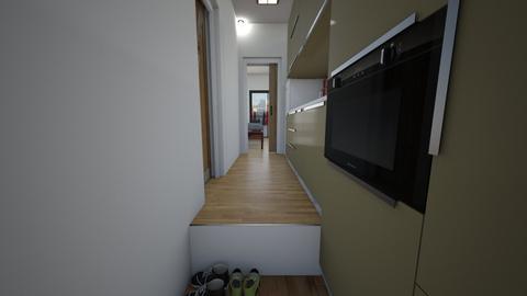 Japanese Style Small Apt - Kitchen  - by SammyJPili