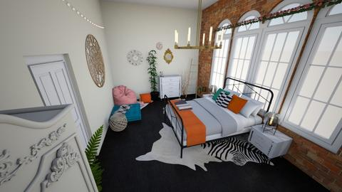 task 2 - Bedroom  - by srmoyet21