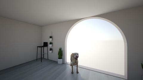 Irelynn Sweeney 8th hr  - Minimal - Living room  - by IrelynnS2023