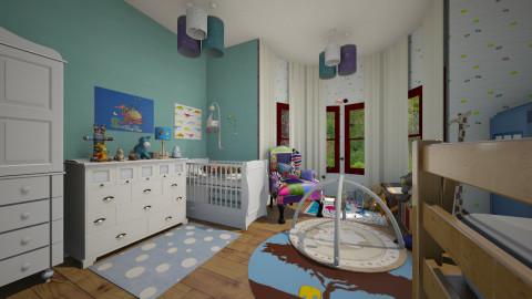 rowan - Kids room  - by Conchy