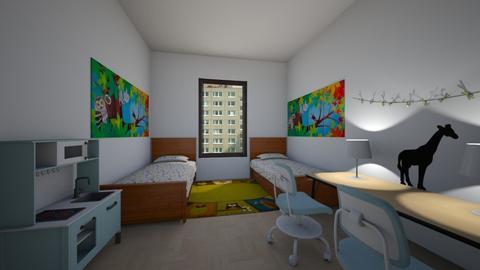 Lights - Classic - Kids room - by Twerka