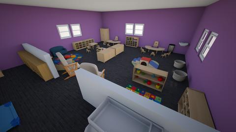 one year - Kids room - by KJGXBDMCQUPUJGPWJATUTKHPUTXVJHY