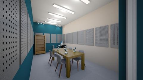 studio3 - Office  - by evercurio