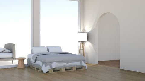 Bedroom to my Ocean  - Bedroom  - by caeleigh3256