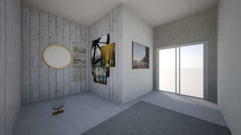 freestyle - Rustic - Bedroom  - by  ronny