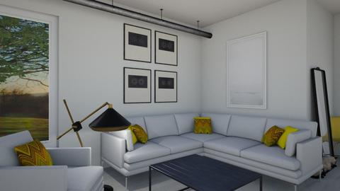 MADSEN Template Design - Living room - by _PeaceLady_