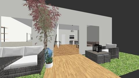 Design2 - Garden  - by jamAlo2003