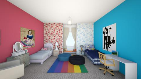 kids - Kids room  - by somy_kh