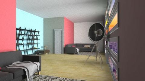 Stars - Living room - by Garota de Ipanema