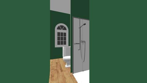 upstairs bathroom 1 - Bathroom - by demickfam