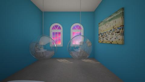 beach bedroom condao - by MadalynNightingale