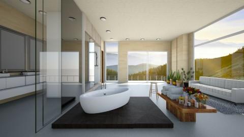 Bathroom - Bathroom  - by ayudewi