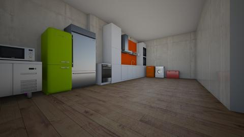 tosia KItchen - by loseng1