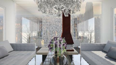 Room - Modern - Living room  - by glxtterdew