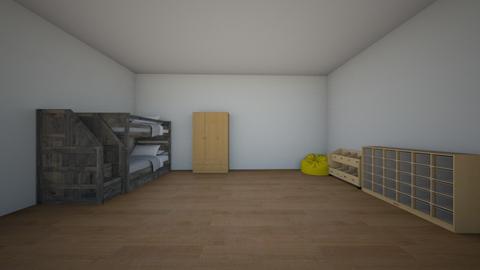 kids room - Kids room  - by 114388