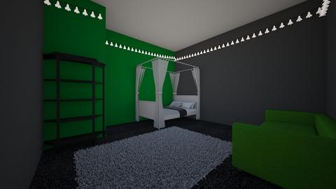 Waiting Room Idea - Bedroom  - by river_phobic