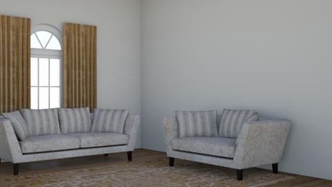 Regency Living - Living room - by lovedae_parfait