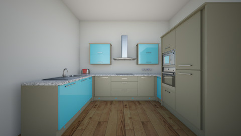 dfdfdfedf - Classic - Kitchen  - by andrea0211