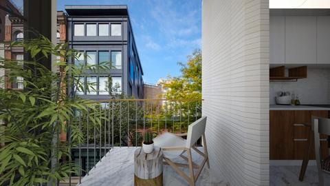 Casa245Balcony - Eclectic - Garden  - by nickynunes