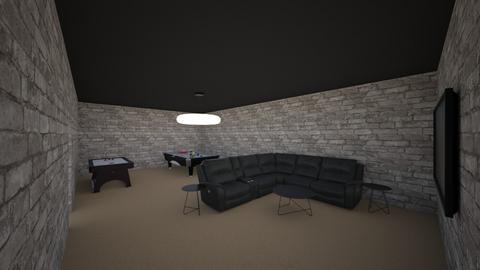 Nikolai and Esmeralda 4 - Living room - by RitchieValens640