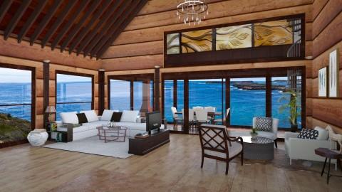 fsdfed - Living room  - by ivaninayo