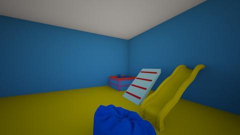 ricky kid room - Kids room  - by hannah matthews