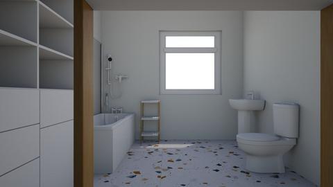 beyond limits bathroom - Bathroom - by yourmum1234567