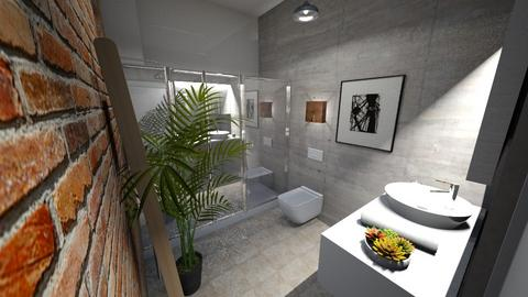 banyo - Bathroom - by berkaycim