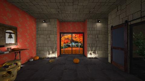 Autumn Kitchen - Kitchen  - by TianyAse369
