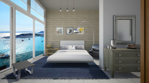 Split - Modern - Bedroom  - by Lucii