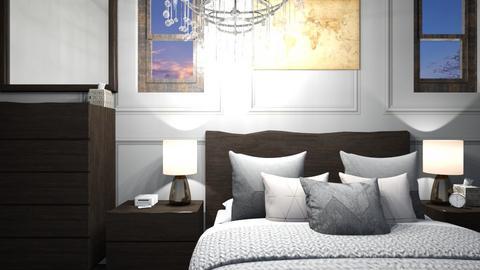 rustic bedroom 2 - Bedroom  - by Corzer
