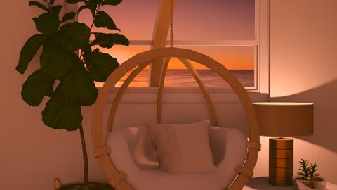 Chair View  - by MilksDaBunz