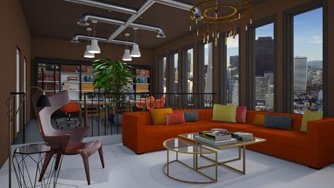 My Autumn Office - Modern - Office  - by 3rdfloor